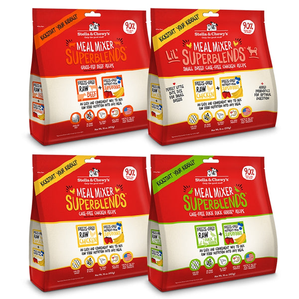 Stella & Chewy's Meal Mixer SuperBlends