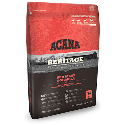 Acana Heritage Meats Dry Dog Food