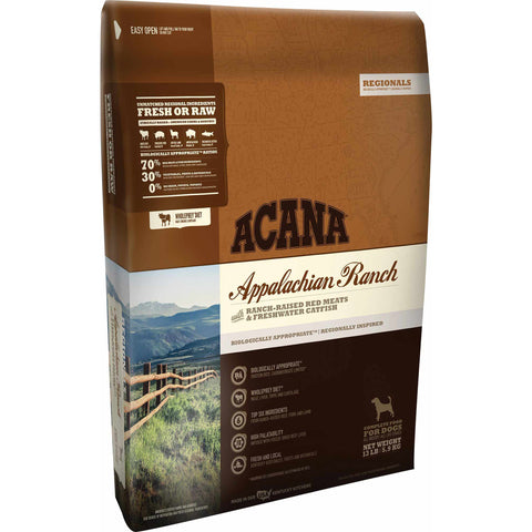 Acana Appalachian Ranch for Dogs (Grain-Free)