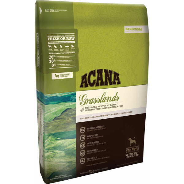 Acana Grasslands for Dogs (Grain-Free)