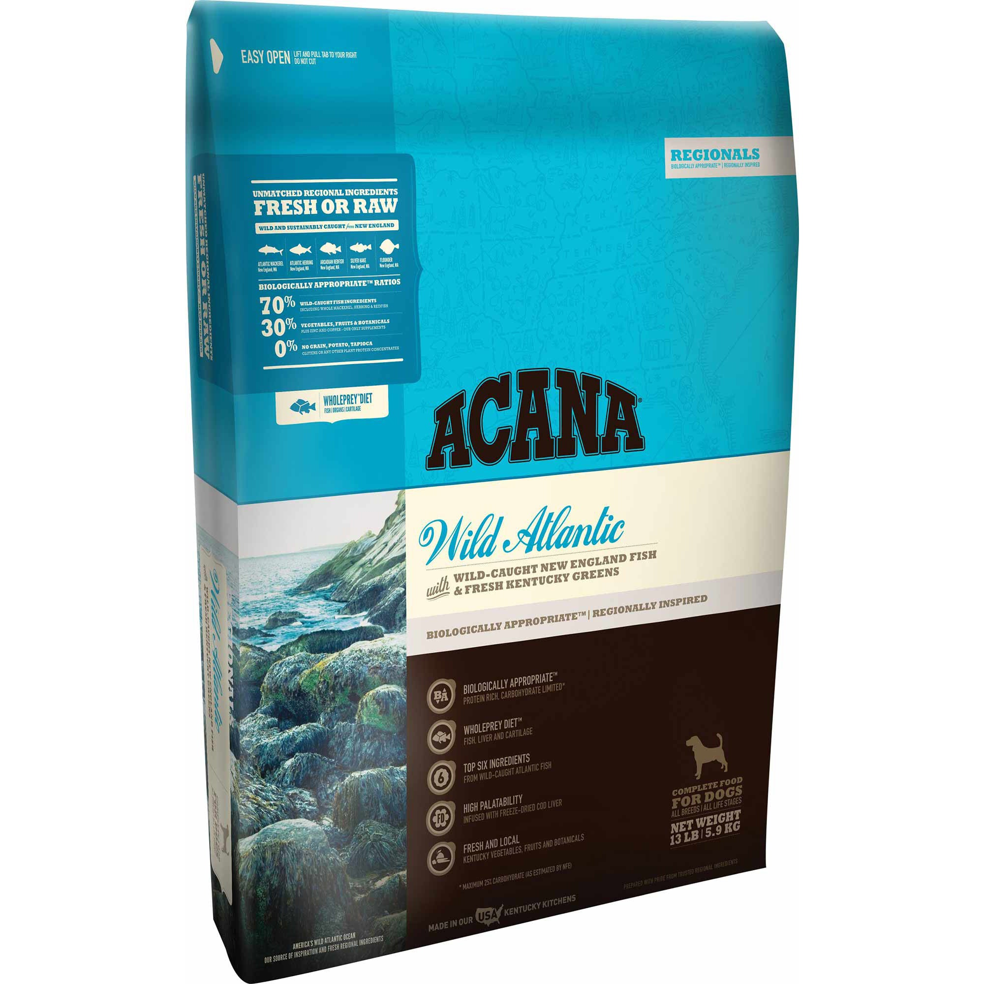 Acana Regionals Wild Atlantic for Dogs (Grain-Free)