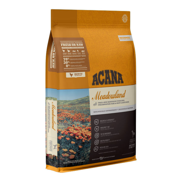 Acana Meadowlands Dry Dog Food