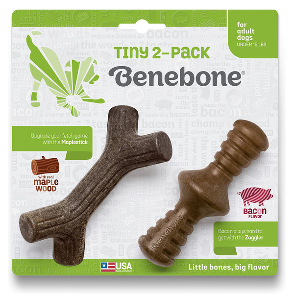 Benebone Tiny 2-Pack Chews