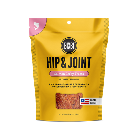 Bixbi Jerky for Hip & Joint Dog Treats