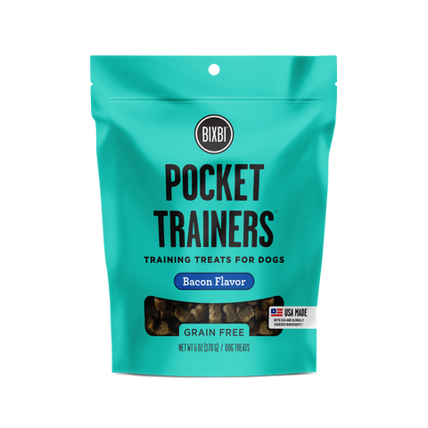 Bixbi Pocket Trainers Dog Treats