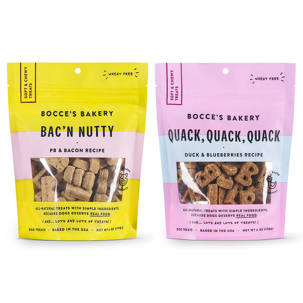 Bocce's Bakery Everyday Soft & Chewy Treats