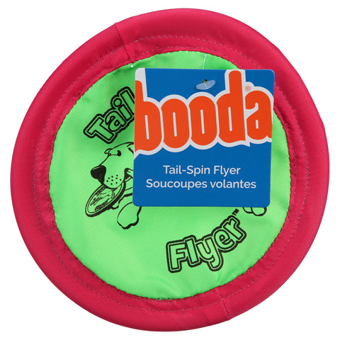 Tail Spin Flyer Frisbee Toy