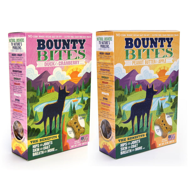 Bounty Bites Dog Treats