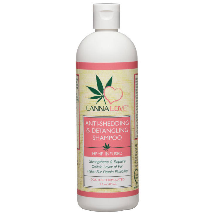 Cannalove Anti-Shedding Shampoo 16oz