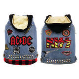 Rock n Roll Band Denim Jackets