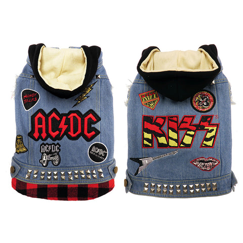 Rock n Roll Denim Jackets