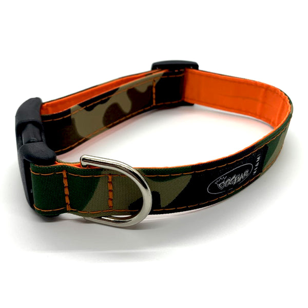 Dog Bar Camouflage Collars