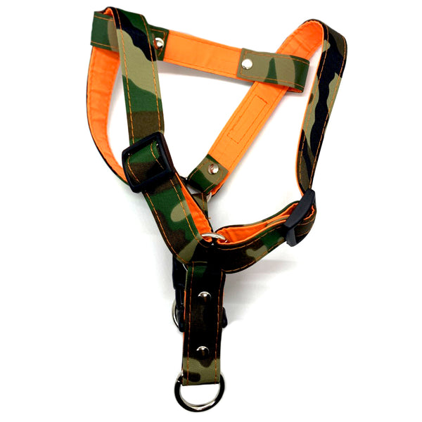Dog Bar Camouflage Harnesses