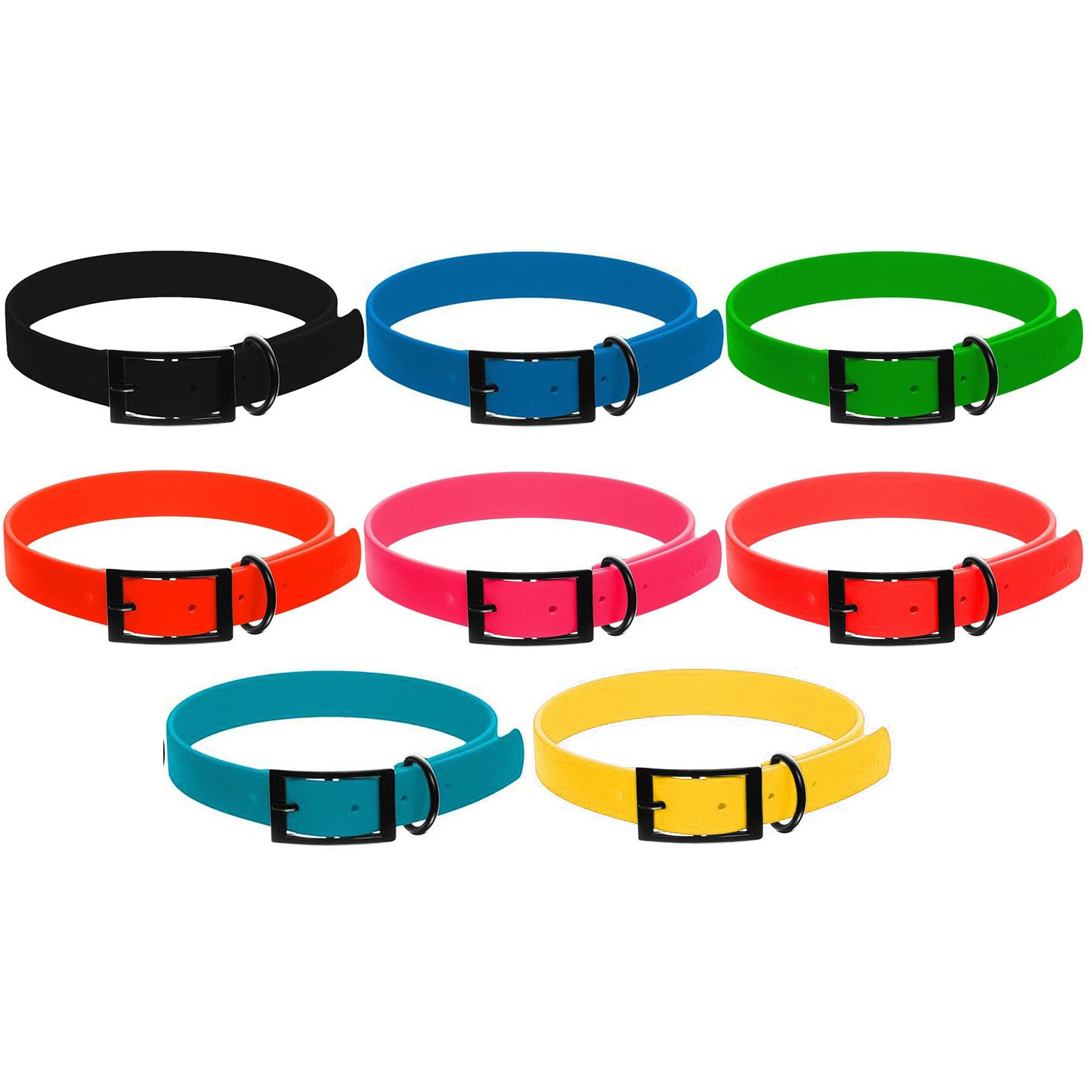 Super Soft Rubber Collars