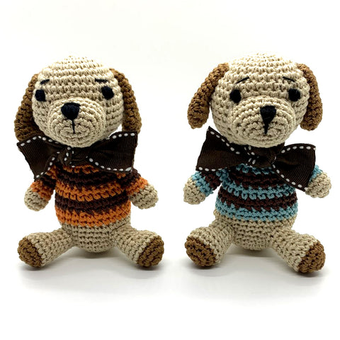 Designer Doggies Crochet Toys