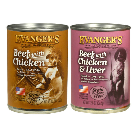 Evanger's Classic Canned Food