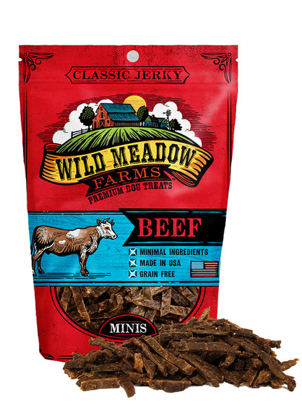 Wild Meadow Farms Classic Jerky Minis