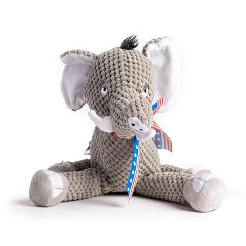 Floppy Standing Elephant Toy