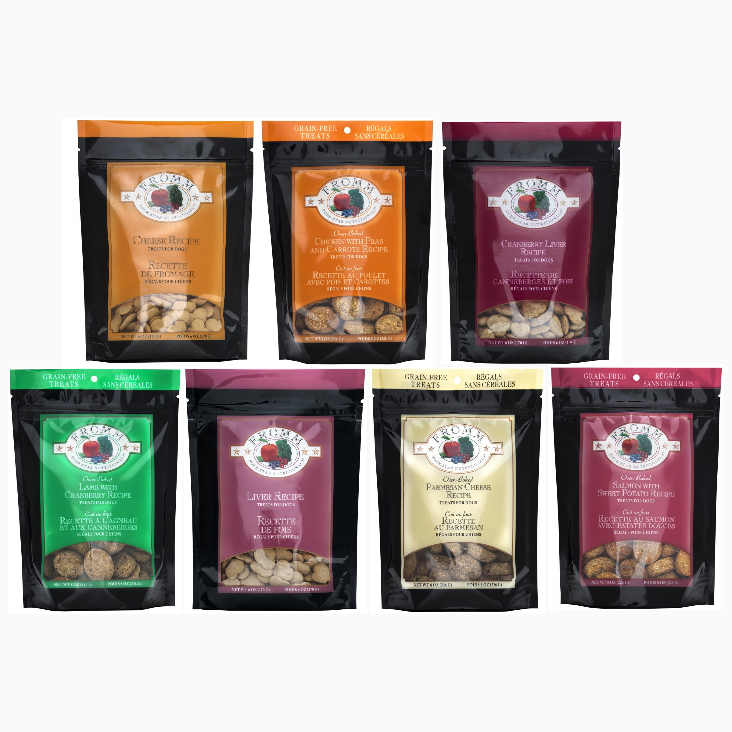 Fromm 4 Star Dog Treats