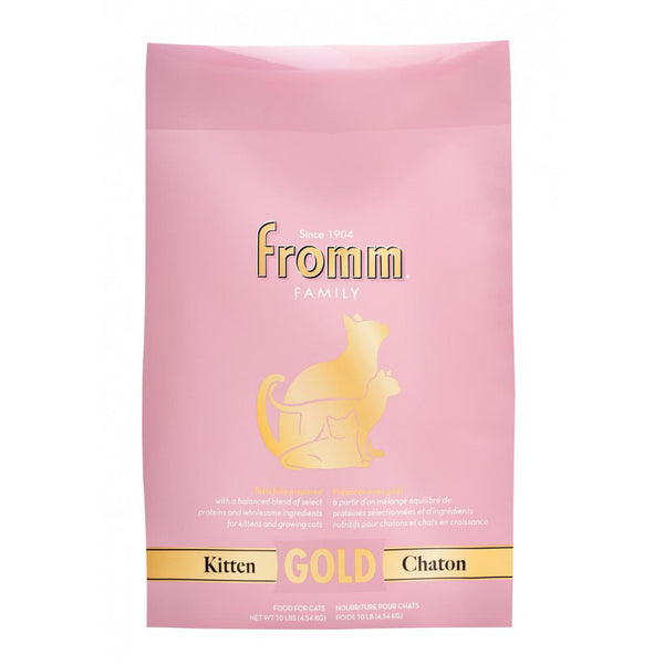 Fromm Gold Kitten Dry Food