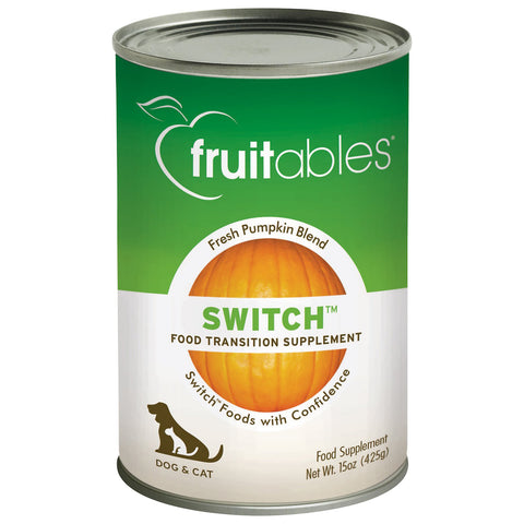 Fruitables Switch Food Transition Supplement Canned Dog Food