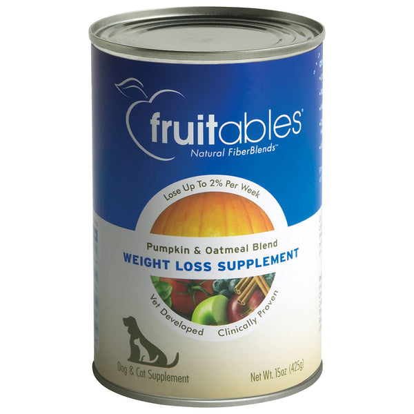 Fruitables Weight Loss Supplement Canned Dog Food
