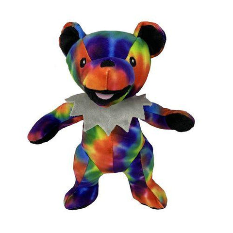 Grateful Dead Tie-Dye Bear Toy