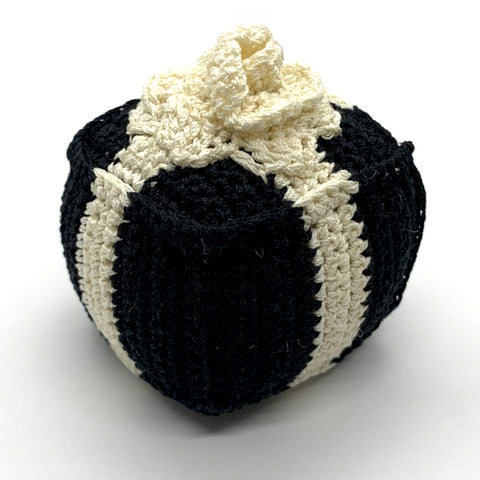 Gift Box Knit Toy