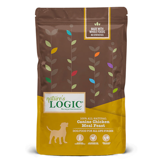 Nature's Logic Chicken Dry Dog Food