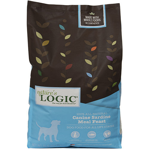 Nature's Logic Sardine Dog Food