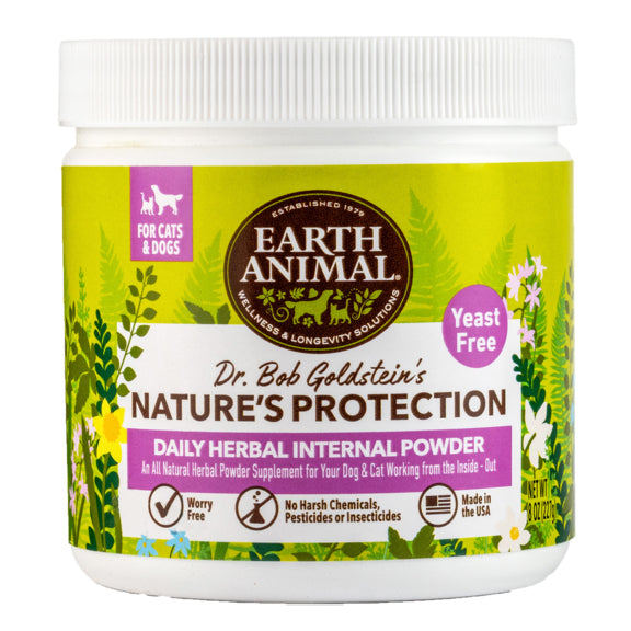 Nature's Protection Daily Herbal Internal Powder (Yeast Free)