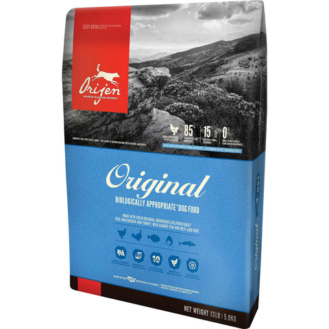 Orijen Dry Original Dog Food (Grain-Free)