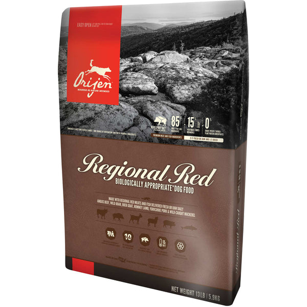 Orijen Regional Red Dry Dog Food (Grain-Free)