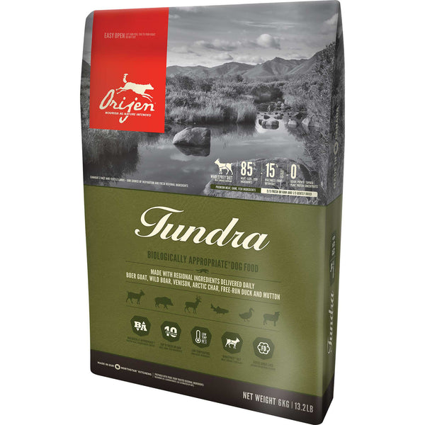 Orijen Tundra Dry Dog Food (Grain-Free)