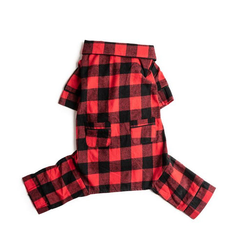 Buffalo Flannel Check Pajamas