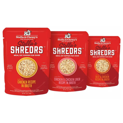 Stella & Chewy's Shredrs for Dogs Treats