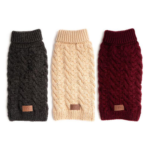 Wool Turtleneck Sweaters