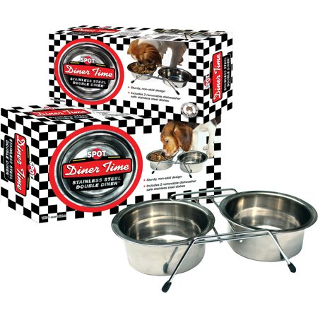 Ethical Stainless Steel Double Diner