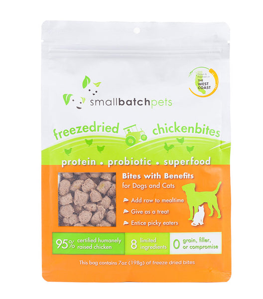 Smallbatch Freeze-Dried Bites Treats