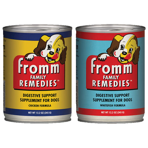 Fromm Family Remedies Canned Dog Foods