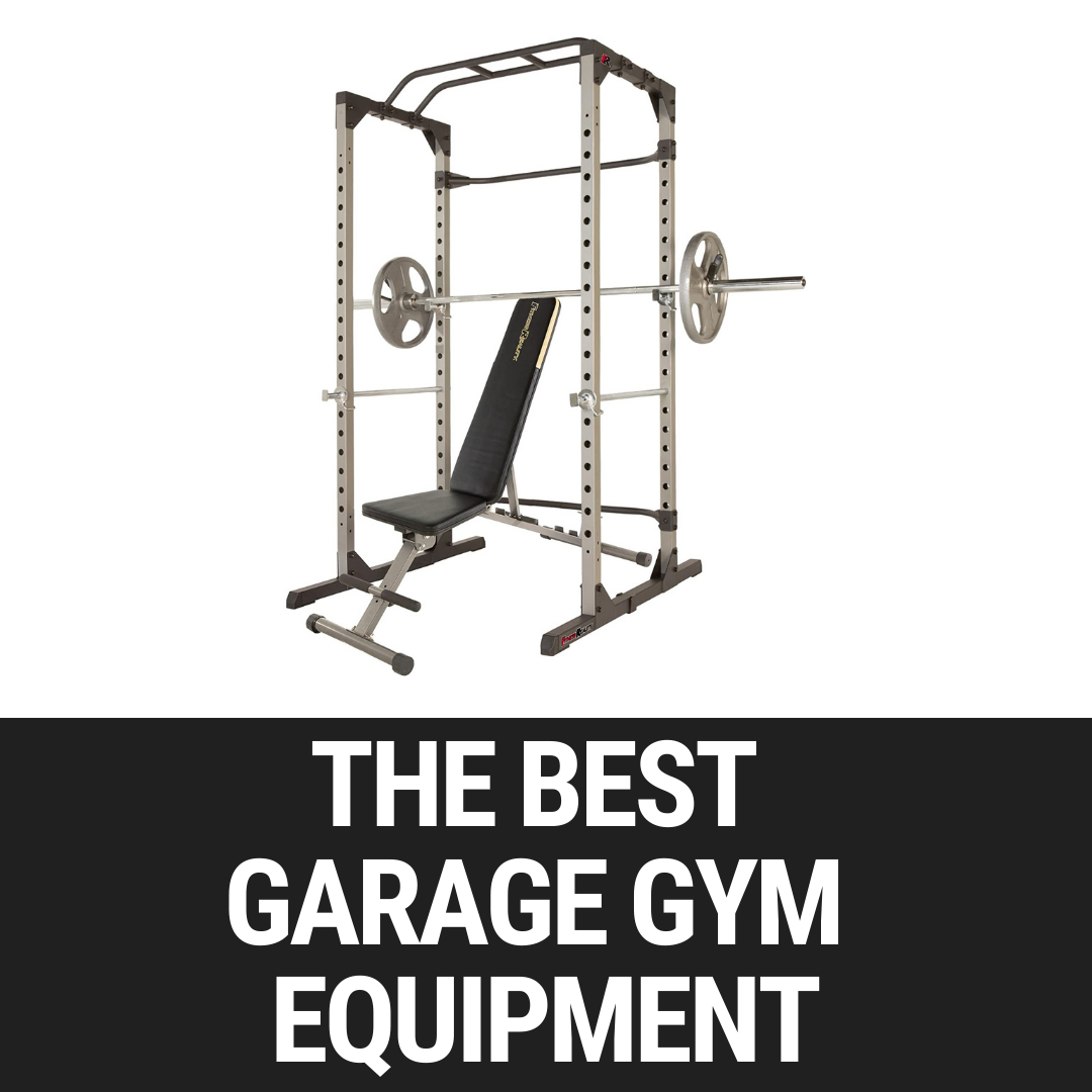 The Best Garage Gym Equipment