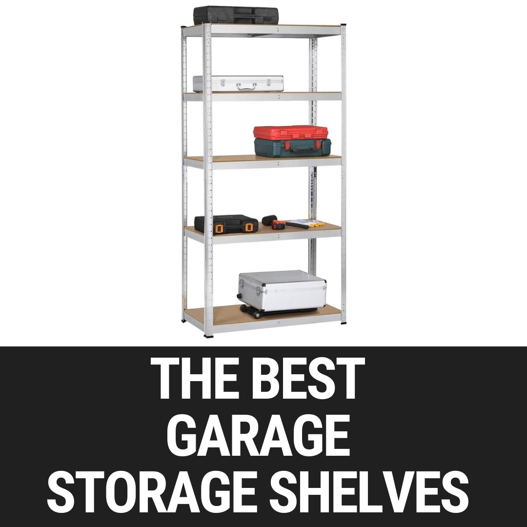 The Best Garage Storage Shelves