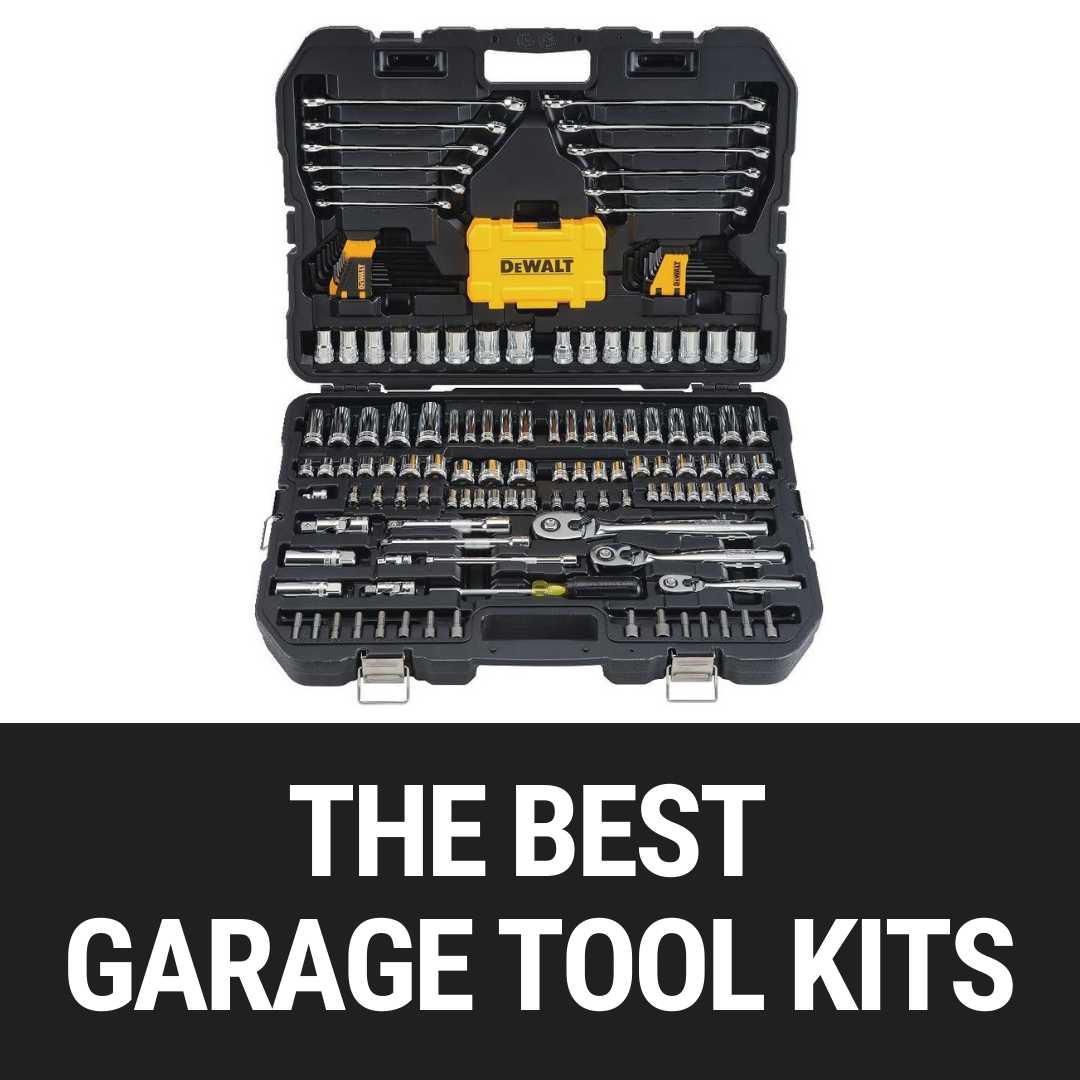 The Best Garage Tool Kits