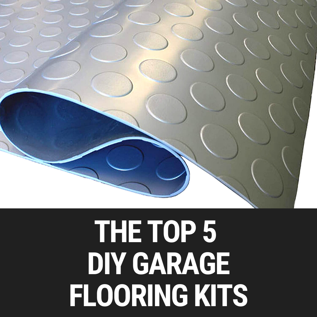 The Top 5 DIY Garage Flooring Kits