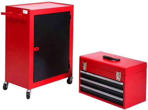 giantex garage tool box