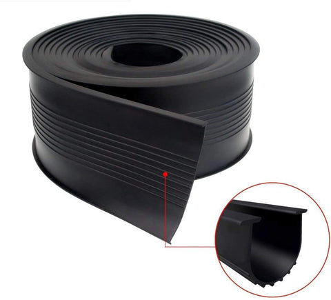 Garage Door Bottom Weather Stripping Kit Rubber Seal