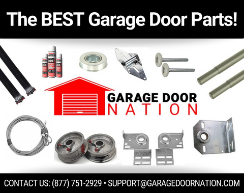 garage door parts at garage door nation