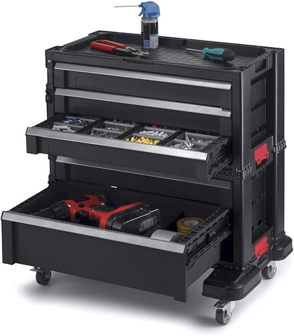 keter garage tool box