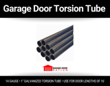 Garage Door Torsion Tube