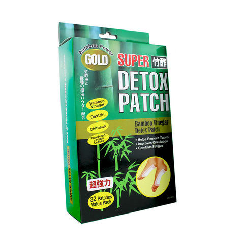 Picture of Detox Patch Gold
